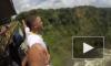 """Эпичное видео от Уилла Смита: Сбылась его безумная 20-летняя мечта - он прыгнул на """"тарзанке"""" в Зимбабве"""