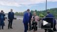 Видео: в Выборг прибыла министр просвещения РФ Ольга ...