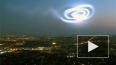 Пять НЛО шли клином в небе над Петербургом