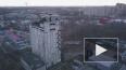 Выборгский дрон-шпион: заброшенный элеватор Выборгского ...