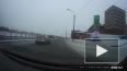 Регистратор снял жуткое ДТП в Санкт-Петербурге