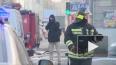 В Москве горела автостоянка, дотла сожжены 12 дорогих ...