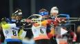 Чемпионат мира по биатлону: Фак выиграл масс-старт, ...