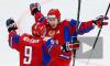 Россия сокрушила Германию 7:0 на молодежном ЧМ по хоккею