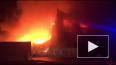 Стали известны подробности о пожаре в ангаре на улице ...