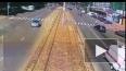 В Калининграде автомобиль скорой помощи сбил пешехода