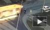 Жуткое видео из Казани: автобус переехал пешехода