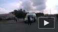 На Петергофском направлении ловили нелегальных перевозчи...