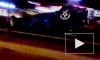 Видео из Казани: легковушка перевернулась на трамвайных путях