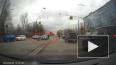 Появилось видео наезда на девушку на Малом проспекте ...