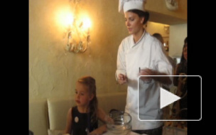 Шоколадная Лиза: Боярская занялась стряпнёй
