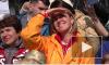 Видео: Выборгский район привез на День Ленинградской области болиды Формулы-1