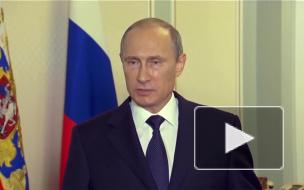 Кремль неоднозначно отнеся к данным социологов о падении рейтинга Путина