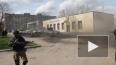 В Славянске танкистский дрифт сняли на видео, в Краматор ...