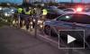 На Косыгина нетрезвого водителя задерживали два наряда ДПС