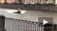 Деды Морозы прокатились на гидроциклах по каналам ...