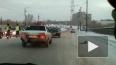В массовой аварии на мосту в Омске пострадали три ...