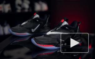 """Nike создала """"умные"""" кроссовки с автоматической шнуровкой"""