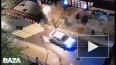 Видео из Москвы: Хулиганы избили сотрудников ФСБ из-за т...
