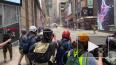 """В Гонконге полиция применила """"перечные"""" шарики для ..."""