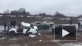 В сети появилось жуткое видео смертельной аварии под Ряз...