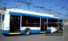 Пассажиры троллейбусов услышали голос легендарного Геннадия Орлова