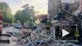Опубликовано видео с места взрыва жилого дома на севере ...