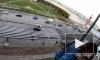 Петербургские руферы беспрепятственно залезли на здание Биржи