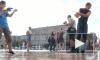Освежились! Водный бой на Московской