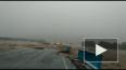 В Хаcанском районе непогода разрушила мост