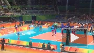 Сборная России по волейболу обыграла Иран