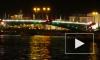 В ночь на среду разведут Дворцовый и Большеохтинский мосты