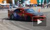 Любители спортивных автомобилей дрифтовали на фестивале «Автобум-2014»