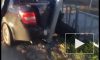 Появилось видео с места жуткого ДТП под Минеральными Водами, где погибла маленькая девочка