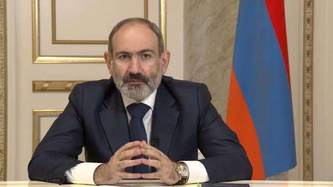 Пашинян заявил о важности сохранения мира в Карабахе