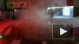 Ночью улицу Тамбасова заполнил густой дым и кипяток