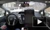 """Видео: """"Яндекс.Такси"""" протестировал беспилотник по заснеженной Москве"""