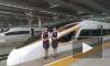 Видео из Китая: Самый быстрый в Мире поезд начал курсировать между Пекином и Шанхаем