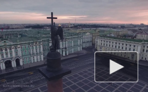 Best of St Petersburg Aerial FPV Drone flights- Полеты над Санкт-Петербургом и Петергофом