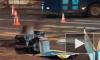 Штормовой ветер в Москве: Повалены деревья и светофоры, повреждены автомобили