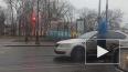 Три таксиста столкнулись на Московском проспекте