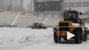 Почему футбол зимой в России - это круто