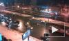 ДТП на трамвайных путях на Народной улице парализовало движение трамваев