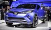 Toyota представила концепт нового внедорожника C-HR
