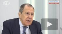 Лавров прокомментировал режим полетов над Калининградской областью