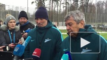 Мирча Луческу: У «Зенита» на матч с «Крыльями» всего ...