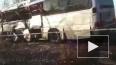 В Астраханской области автобус с пассажирами столкнулся ...