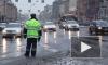 Первый снег в Петербурге испортил жизнь автолюбителям и уже уносит жизни