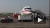 Опубликовано последнее видео полета Superjet-100, ...