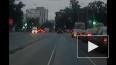 Видео: Яма не оставила водителю шансов